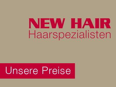 New Hair Forke Friseur Münster Preisliste